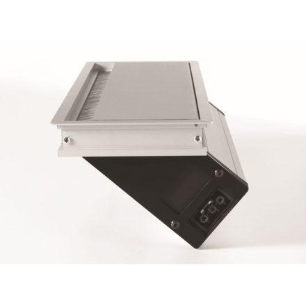VersaFlap 4+2 kimenettel 320x120 mm