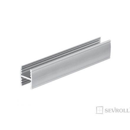 SEVROLL összekötő profil H10 Decor 3m ezüst