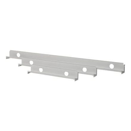 MILADESIGN csatorna G2 ST201K–17 ezüst