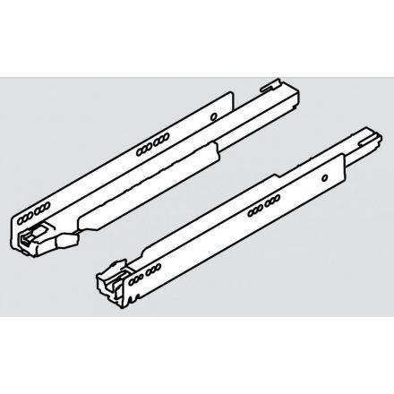 BLUM 750.5001T fióksín Legrabox 500mm/40kg Tip-on