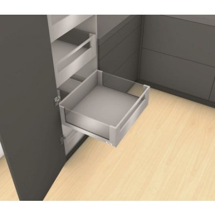 K-BLUM Legrabox Free 500mm/40kgTOB,szürke,belső,üveg