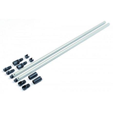 K-StrongBox magasító korlát 300 mm szürke felső