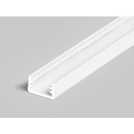 TM-profil LED Slim alu fehér 2000mm