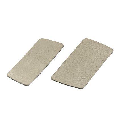 HETTICH 9091015 ragasztható ujjvédő a vállfák oldalsó részére