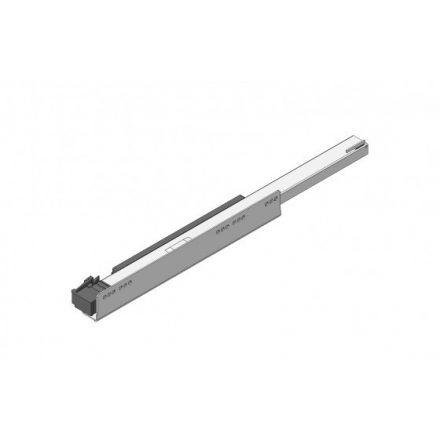 K-BLUM Legrabox C 550mm/40kg,TOB,fekete,Expando