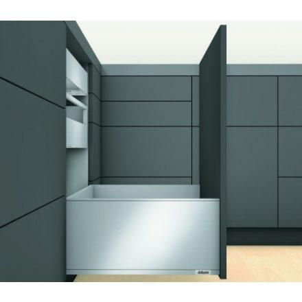 K-BLUM Legrabox F 550mm/40kg, TOB, nemesacél, EXPANDO