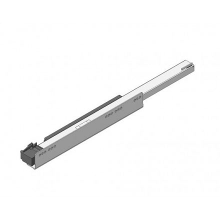 K-BLUM Legrabox Free 500mm/40kg,fekete,csavar