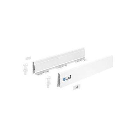 K-HETTICH InnoTech Atira, front kihuzású, fehér, 520/70 30kg, P2Os