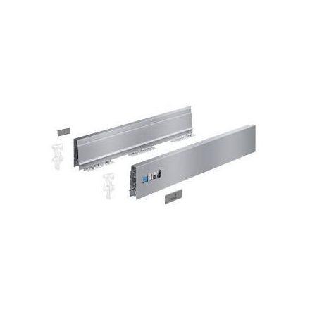 K-HETTICH InnoTech Atira, front kihuzású, ezüst, 300/70/176, 50kg, P2O